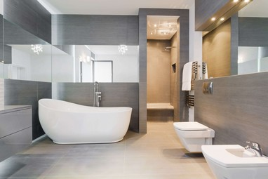 Modern Minimalist Bathroom Design